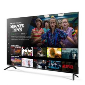 PRISM UHD RGB 109.22cm 스마트 TV PT43UL